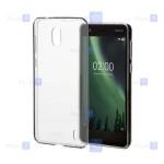 قاب ژله ای Nokia 2 مدل شفاف