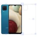 برچسب پشت نانو Samsung Galaxy A12 Nacho