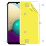 محافظ صفحه نانو Samsung Galaxy A02 مدل تمام صفحه