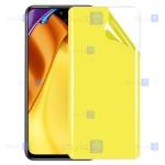 محافظ صفحه نانو Xiaomi Poco M3 Pro مدل تمام صفحه