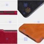 کیف چرمی نیلکین Xiaomi Redmi Note 10T مدل Qin