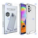 قاب شیشه ای – ژله ای Samsung Galaxy A52s 5G مدل Space Collection