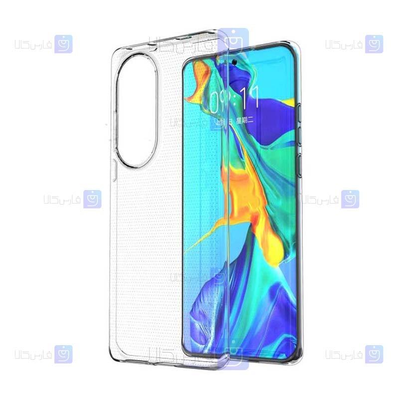 قاب ژله ای Huawei P50 Pro مدل شفاف