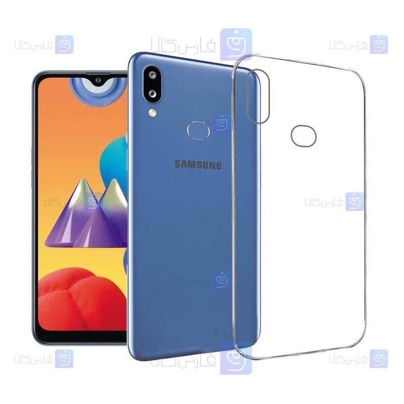 قاب ژله ای Samsung Galaxy M01s مدل شفاف