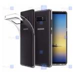 قاب ژله ای Samsung Galaxy Note 8 مدل شفاف