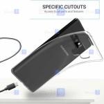 قاب ژله ای Samsung Galaxy Note 9 مدل شفاف