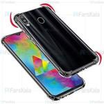 قاب ژله ای Samsung Galaxy A40s مدل کپسول دار