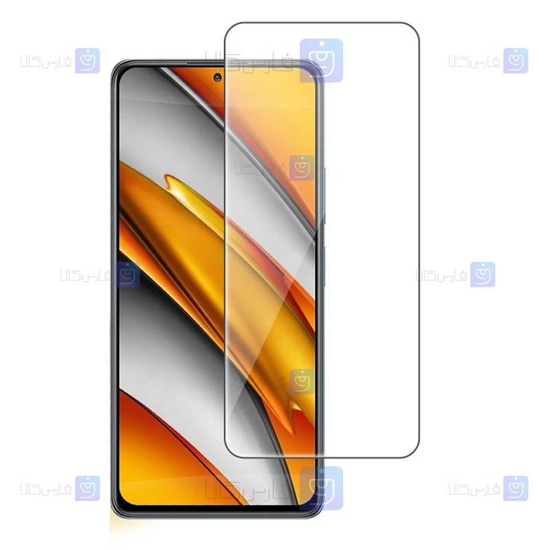 محافظ صفحه شیشه ای Xiaomi Poco F3