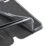 کیف کلاسوری چرمی Xiaomi Redmi Note 10S مدل Leather Standing Magnetic