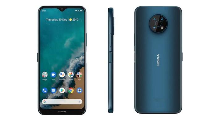 گوشی Nokia G50 با ظرفیت 128 گیگابایت