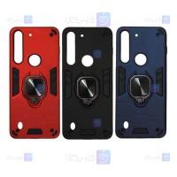 قاب ضد ضربه انگشتی Motorola Moto G8 Power Lite مدل Iron Man