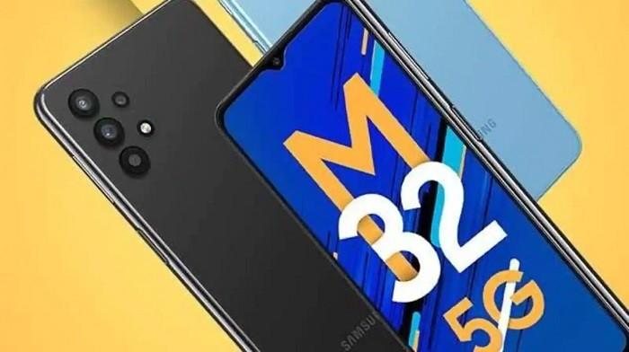 گوشی Samsung Galaxy M32 5G با ظرفیت 128 گیگابایت