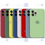 قاب سیلیکونی Apple iPhone 12 Pro مدل محافظ لنز دار