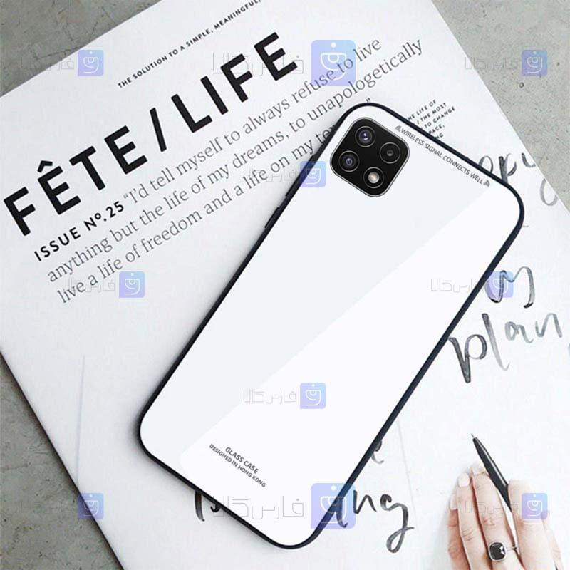 قاب پشت گلس Samsung Galaxy A22 5G