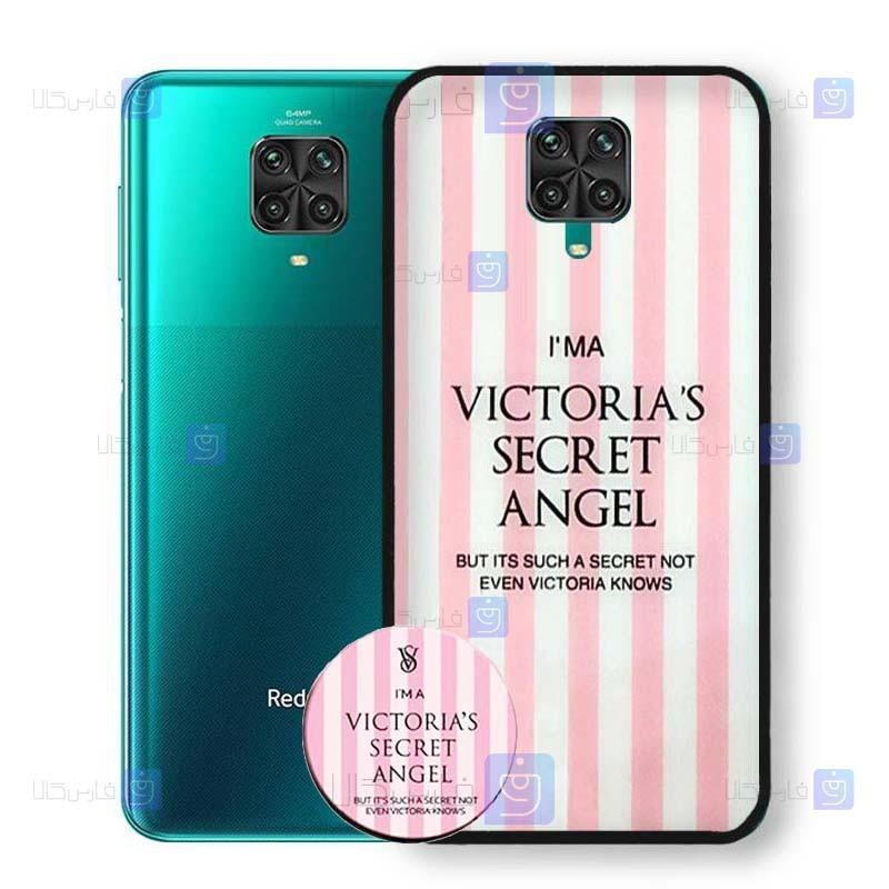 قاب فانتزی دخترانه Xiaomi Redmi Note 9 Pro مدل Victoria's Secret