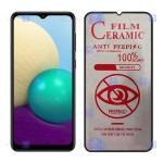 محافظ صفحه سرامیکی Samsung Galaxy A02 مدل حریم شخصی