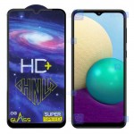 گلس فول سامسونگ Samsung Galaxy A02 مدل HD Plus