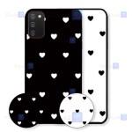قاب فانتزی Samsung Galaxy A02s مدل Heart