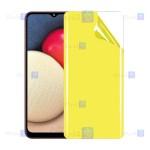 محافظ صفحه نانو Samsung Galaxy A02s مدل تمام صفحه