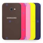 قاب سیلیکونی Samsung Galaxy J7 Prime مدل محافظ لنز دار