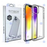 قاب شیشه ای – ژله ای Apple iPhone 12 مدل Space Collection