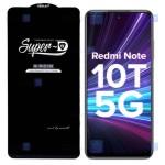 گلس فول Xiaomi Redmi Note 10T مدل Super D